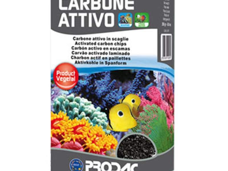Carbon activo Prodac - Tienda de animales La Gloria
