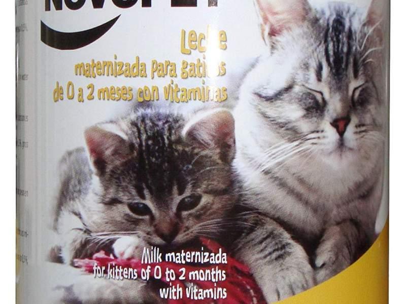 Leche para gatos Novopet - Tienda de animales La Gloria
