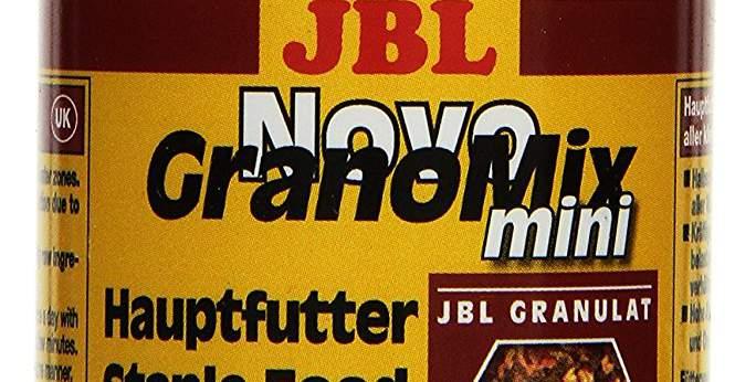 Novo Granomix JBL - Tienda de animales La Gloria