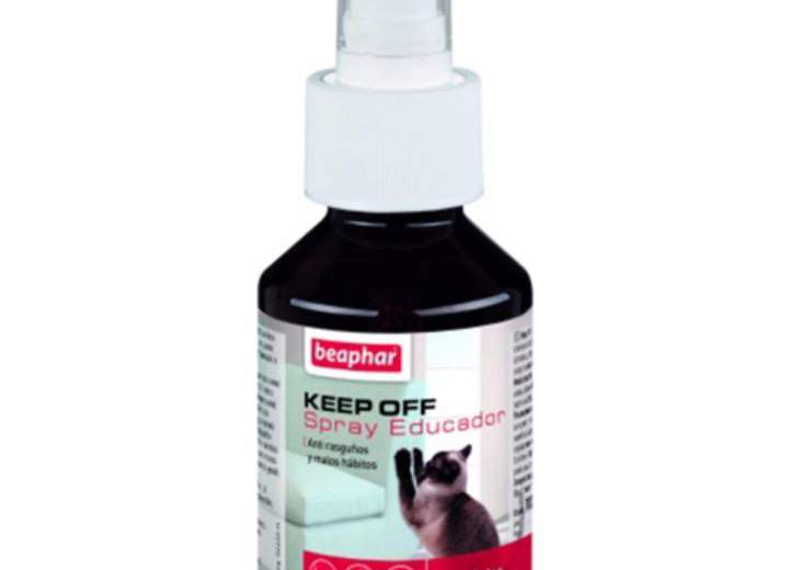 Spray Educador Keep Off - Tienda de animales La Gloria