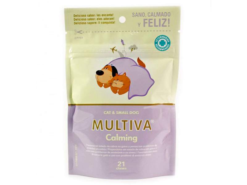 Multiva calming - Tienda de animales La Gloria