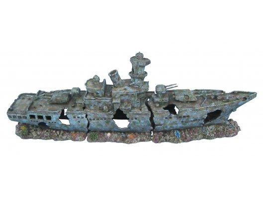 Barcos destructores hundidos - Tienda de animales La Gloria