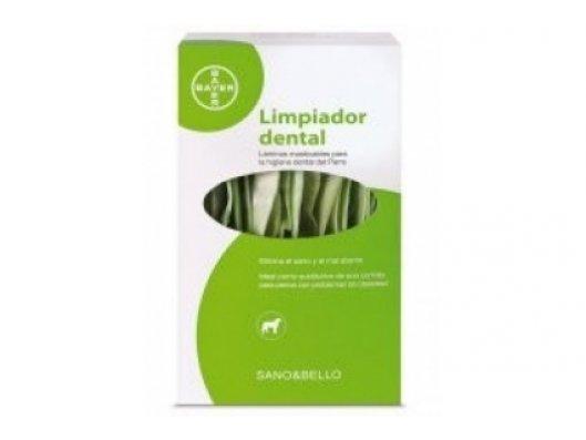 Limpiador dental bayer. - Tienda de animales La Gloria
