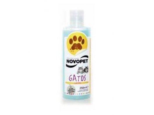Champu para gatos de Novopet. - Tienda de animales La Gloria