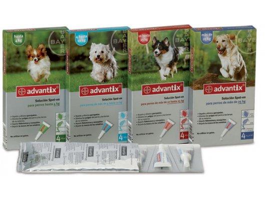 Advantix - Tienda de animales La Gloria