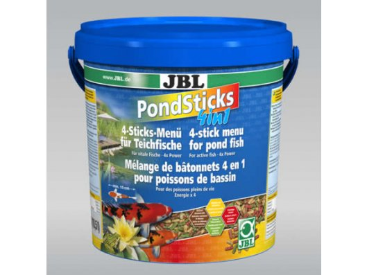 JBL Pond sticks  4 in 1 - 1680gr - Tienda de animales La Gloria