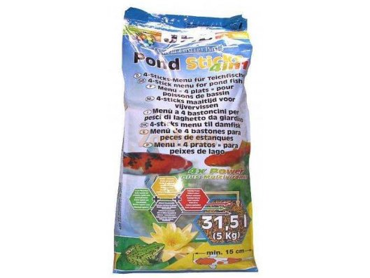 JBL Ponds Sticks 5kg 4 in 1 - Tienda de animales La Gloria